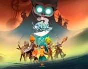 Vente livre :  The art of Wakfu  - Ankama Animation - Collectif