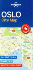 Vente  City map ; Oslo (édition 2018)  - Collectif Lonely Planet