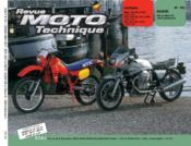 Rmt 53.1 Honda Mbx 125f-Mtx 125-200r/Guzzi 850-1000 - Couverture - Format classique