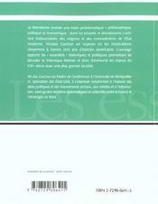 Liberalisme Et Citoyennete Aux Etats-Unis (Xxe Siecle) - 4ème de couverture - Format classique