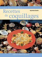 Les meilleures recettes de coquillages - Intérieur - Format classique