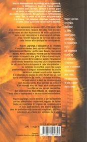 De L'Affrontement A L'Esquive - Violences, Delinquances Et Usages De Drogues - 4ème de couverture - Format classique