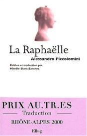 La Raphaelle - Couverture - Format classique