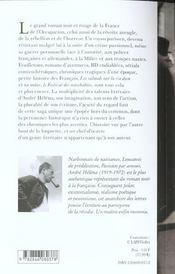 Les Salauds Ont La Vie Dure - 4ème de couverture - Format classique