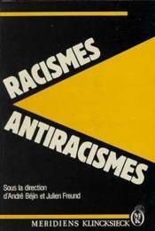 Racismes/Antiracismes - Couverture - Format classique
