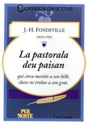 La Pastorala Deu Paisan - Couverture - Format classique