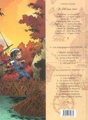 Mini Aventures De Marine T5 - Old Man River (Les) - 4ème de couverture - Format classique