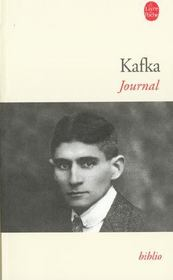 Journal  - Franz Kafka