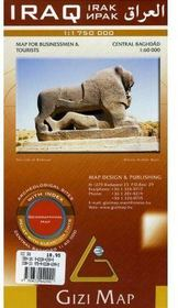 Vente livre :  Iraq  1/1m75 (geographical)  - Xxx