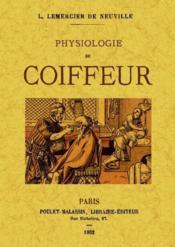 Physiologie du coiffeur - Couverture - Format classique