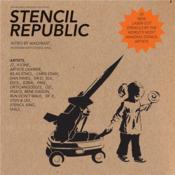 Stencil Republic /Anglais - Couverture - Format classique