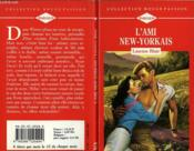 L'Ami New Yorkais - That Special Magic - Couverture - Format classique