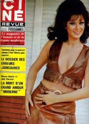 Cine Revue - Tele-Programmes - 49e Annee - N° 41 - Butch Cassidy Et Le Kid - Couverture - Format classique