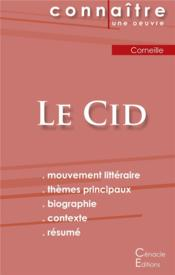 Vente  Le Cid, de Pierre Corneille  - Pierre Corneille - Collectif