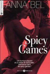 Vente  Spicy games  - Anna Bel