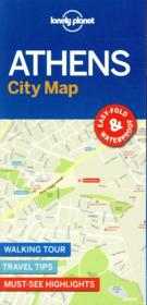 Vente  City map ; Athens (édition 2018)  - Collectif Lonely Planet