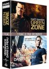DVD &amp; Blu-ray - Green Zone + La Vengeance Dans La Peau