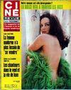 Cine Tele Revue N°11 du 12/03/1970