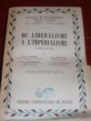 Livres - Du libéralisme à l'impérialisme (1860-1878).