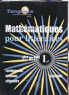 Mathematiques terminale l