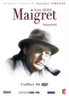 DVD & Blu-ray - Maigret - La Collection - Coffret 10 Dvd (Vol. 6 À 10)