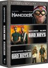 DVD & Blu-ray - Hancock + Bad Boys + Bad Boys Ii