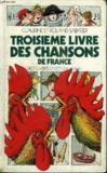 Deuxième livre des chansons de France