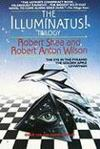 Livres - The Illuminatus ! Trilogy : The Eye In The Pyramid, The Golden Apple, Leviathan