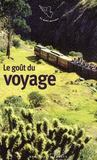 Livres - Le got des voyages