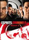 DVD &amp; Blu-ray - Esprits Criminels - Saison 2