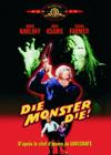 DVD & Blu-ray - Die Monster Die !