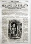 Presse - Semaine Des Enfants (La) N°370 du 15/04/1863