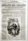 Presse - Semaine Des Enfants (La) N°371 du 18/04/1863
