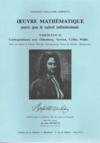 Oeuvre mathématique autre que le calcul infinitésimal t.2 ; correspondance avec Oldenburg, Newton, Collin, Wallis
