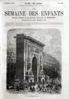 Presse - Semaine Des Enfants (La) N°375 du 02/05/1863