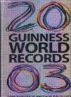 Guinness World Records 2003  - Collectif