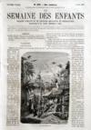 Presse - Semaine Des Enfants (La) N°379 du 16/05/1863