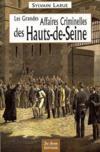 Hauts-de-Seine, grandes affaires criminelles
