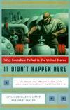 Livres - It Didn'T Happen Here : Why Socialism Failed In The United States