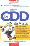 Contrat A Duree Determinee De A A Z