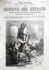 Presse - Semaine Des Enfants (La) N°387 du 13/06/1863