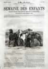 Presse - Semaine Des Enfants (La) N°388 du 17/06/1863