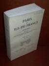 Livres - FÉDÉRATION DES SOCIÉTÉS HISTORIQUES ET ARCHÉOLOGIQUES DE PARIS. Tomes 16-17, 1965-1966.