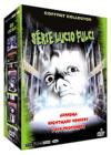 DVD &amp; Blu-ray - Srie Lucio Fulci - Aenigma + Nightmare Concert + Voix Profondes