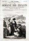 Presse - Semaine Des Enfants (La) N°397 du 18/07/1863