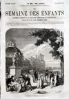 Presse - Semaine Des Enfants (La) N°400 du 29/07/1863