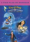 DVD & Blu-ray - Lilo & Stitch + Pocahontas, Une Légende Indienne + Mary Poppins