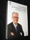 Les institutions de la monarchie française à l'époque moderne, 1re édition