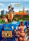 DVD &amp; Blu-ray - The Wild + Frre Des Ours