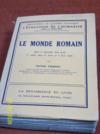 Livres - Le monde romain.
